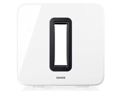 Sonos SUB Wireless Subwoofer - White
