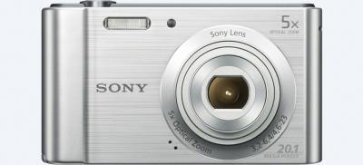 SONY W800 COMPACT CAMERA WITH 5X OPTICAL ZOOM - DSCW800B