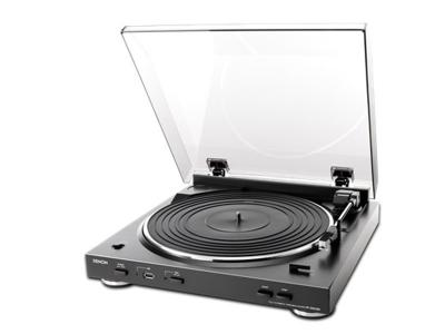 Denon  Fully Automatic Turntable with MP3 Encoder - DP200USB