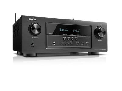 Denon 7.2 Channel Full 4K Ultra HD Network AV Receiver with HEOS -AVRS930H