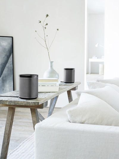 Sonos PLAY:1 Compact Wireless Speaker for Streaming Music - Black