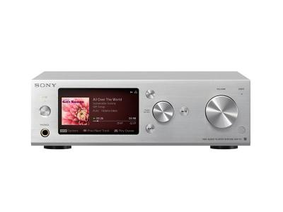 SONY HIGH-RESOLUTION AUDIO HDD PLAYER - HAP-S1(S)