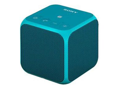 SONY PORTABLE WIRELESS SPEAKER WITH BLUETOOTH - SRSX11/BLUE