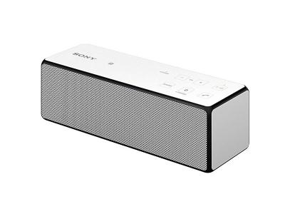 SONY PORTABLE WIRELESS SPEAKER WITH BLUETOOTH - SRSX33/WHT