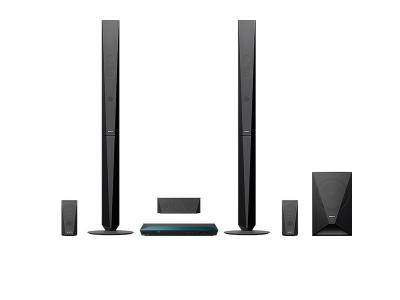 SONY BLU-RAY HOME THEATRE SYSTEM WITH BLUETOOTH - BDV-E4100