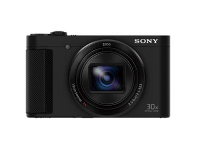 SONY HX90V COMPACT CAMERA WITH 30x OPTICAL ZOOM - DSCHX90VB