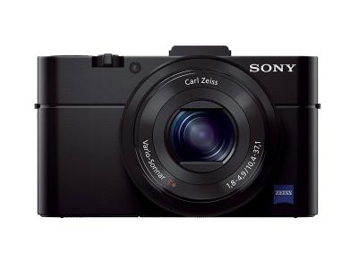 SONY RX100 II ADVANCED CAMERA WITH 1.0