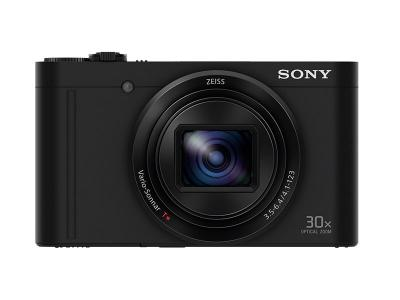 SONY WX500 COMPACT CAMERA WITH 30x OPTICAL ZOOM - DSC-WX500