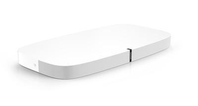 Sonos Wireless Soundbase for Home Theatre and Streaming Music White - PLAYBASE(W)