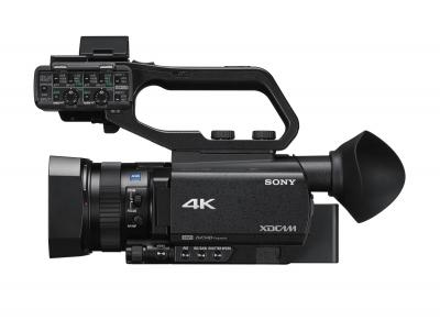 """Sony Compact 1"""" (1.0-type) XDCAM Camcorder PXW-Z90V"""