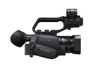 """Sony Compact 1"""" (1.0-type) NXCAM Camcorder HXR-NX80"""