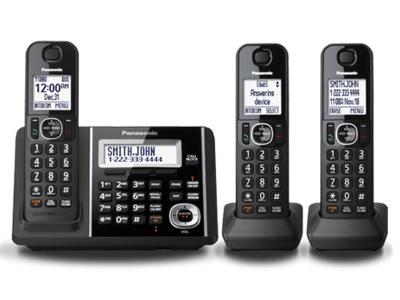 Panasonic Digital Cordless Answering System - KX-TGF343B