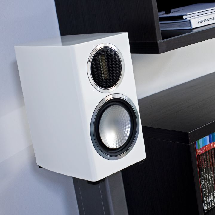 Monitor Audio Bookshelf Loudspeaker Gold 50Pair