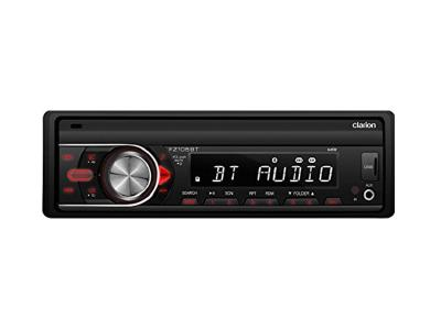 Clarion USB/AUX-IN/SD/MP3/WMA RECEIVER WITH BUILT-IN BLUETOOTH FZ105BT