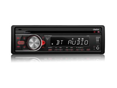 Clarion CD/USB/AUX-IN/SD/MP3/WMA RECEIVER WITH BUILT-IN BLUETOOTH CZ105BT