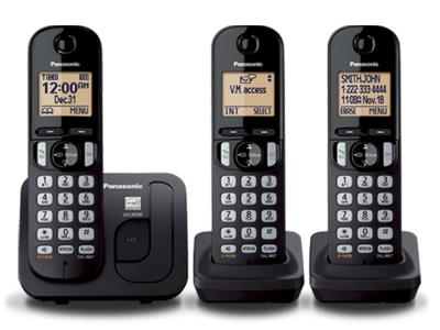 Panasonic Digital Cordless Phone - KXTGC213B
