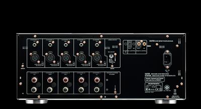 Marantz MM7055 5-Channel Power Amplifier - MM7055
