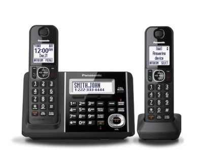 Panasonic Digital Cordless Answering System - KXTGF342B