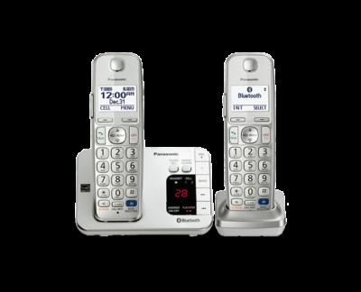 Panasonic Bluetooth Compatible System - KXTGE262S
