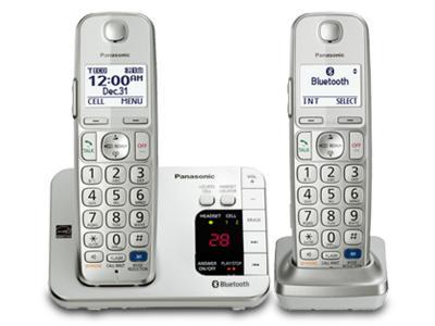 Panasonic Bluetooth Compatible System - KX-TGE262S