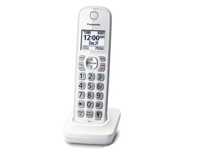 Panasonic Optional handset for KX-TGD59X series KX-TGDA59W