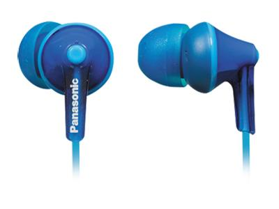 Panasonic Stereo earphones with MIC for Mobile phones RP-TCM125A