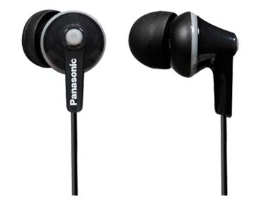 Panasonic Stereo earphones with MIC for Mobile phones RP-TCM125K