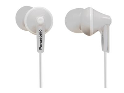Panasonic Stereo earphones with MIC for Mobile phones RPTC-M125W