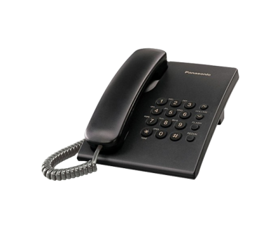 Panasonic Corded phone - KX-TS500B