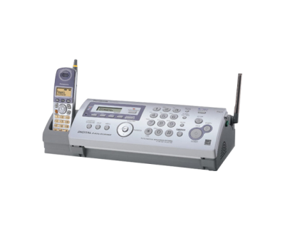 Panasonic Fax with 2.4 GHz Cordless Phone System and Copier - KX-FG2451