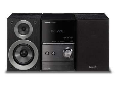 Panasonic Rich Bass and Clear Sound - SC-PM600