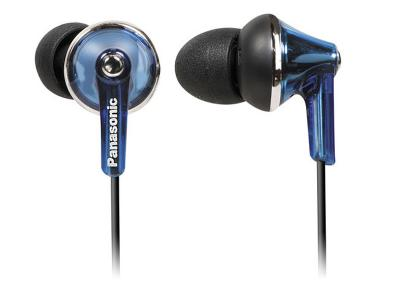 Panasonic Stereo earphones with MIC for Mobile phones - RPTC-M190A