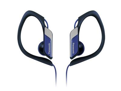 Panasonic Water-Resistant Sports Clip Earbuds - RPHS34MA
