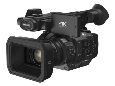 Panasonic 4K Professional Camcorder with 1.0-inch Sensor - HCX1
