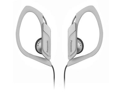 Panasonic Water-Resistant Sports Clip Earbuds - RPHS34MW