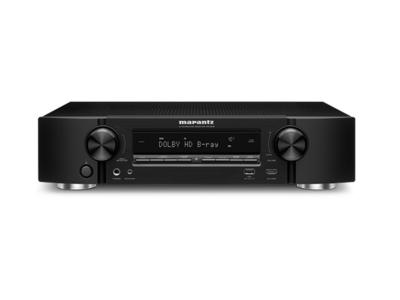 Marantz NR1506 5.2 Channel Network Audio/Video Surround Receiver with Bluetooth and Wi-Fi - NR1506