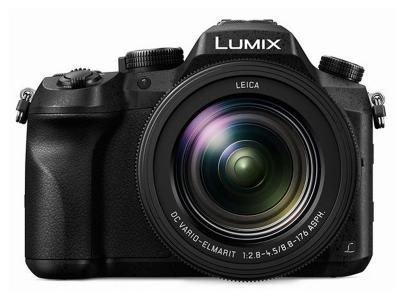 Panasonic The Ultimate Photo/Video Hybrid Camera - DMCFZ2500K