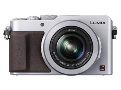 Panasonic The Ultimate Photo/Video Hybrid Camera - DMCLX100S