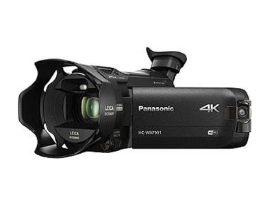 Panasonic Your Memories in Everlasting 4K - HCVX981K