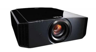 JVC D-ILA Projector with 3D Viewing - DLA-X770RB