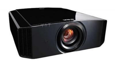 JVC D-ILA Projector with 3D Viewing - DLA-X570RB