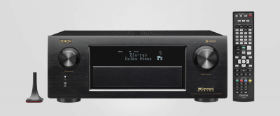 Denon In-Command Receiver featuring HEOS Technology AVRX6400H