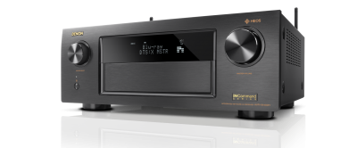 Denon  In-Command Receiver with HEOS Technology-AVRX4400H