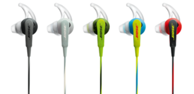 Bose SoundSport® in-ear headphones : Apple devices - SoundSport(Energy Green)