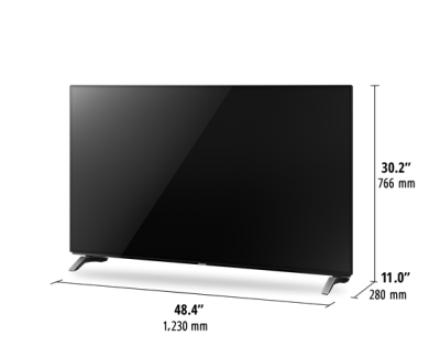 Panasonic Experience Superior 4K OLED in a Razor Slim Design - TC-55EZ950