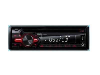 Clarion CD / USB / AUX-IN / SD / MP3 / WMA RECEIVER CZ207