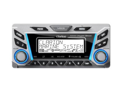 Clarion MARINE DIGITAL MEDIA RECEIVER WITH BUILT-IN BLUETOOTH M606