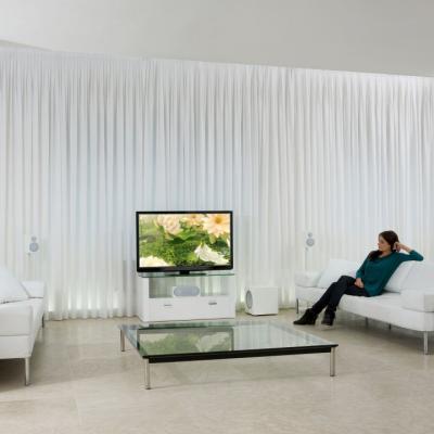 Monitor Audio -Radius Floor Stand (Pair) RSTWH