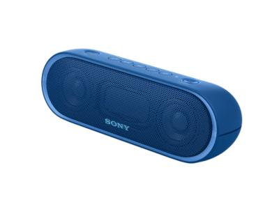 Sony Portable Wireless BLUETOOTH® Speaker- SRSXB20/BLUE
