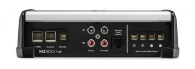 JL Audio Monoblock Class D Subwoofer Amplifier  XD300/1v2